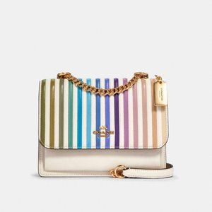NWT COACH Klare Crossbody With Ombre Quilting